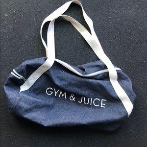 Handbags - Gym and Juice Gym bag